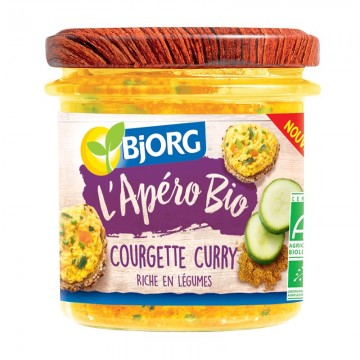 Courgette Curry Bio