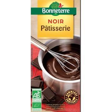 Chocolat noir pâtisserie 60% cacao