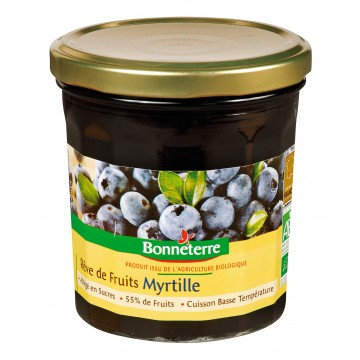 Rêve de fruits myrtille