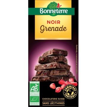 Chocolat noir grenade