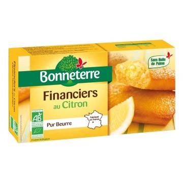 Financiers au citron