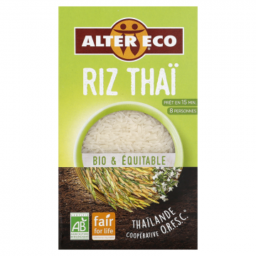 Riz thaï - 500g
