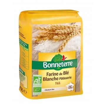 Farine t65 blanche pâtisserie