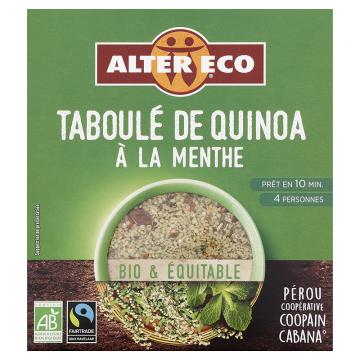 Taboulé de quinoa à la menthe - 250g