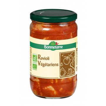 Ravioli végétariens