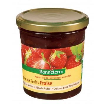 Rêve de fruits fraise