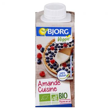 Amande Cuisine Bio - 200ml