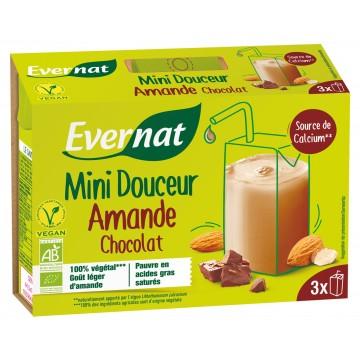 Boisson mini douceur amande chocolat
