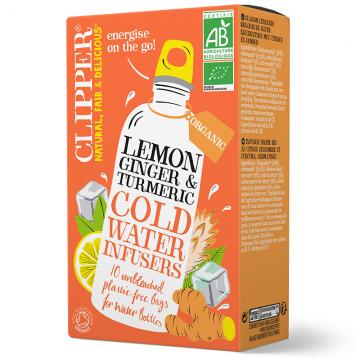 Infusion Froide citron curcuma