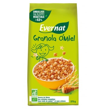 Granola o'miel