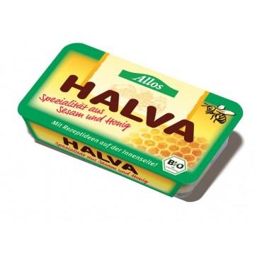 Halva : sésame broyé au miel