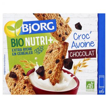 Croc'Avoine Chocolat