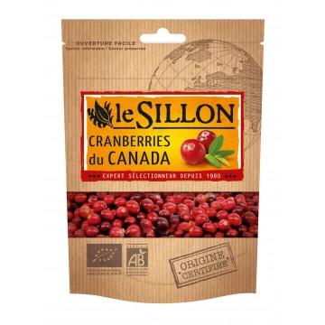 Cranberries (canneberges) séchées (Canada)