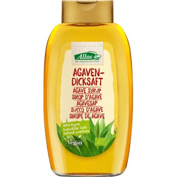 Sirop d'agave sauvage distributeur