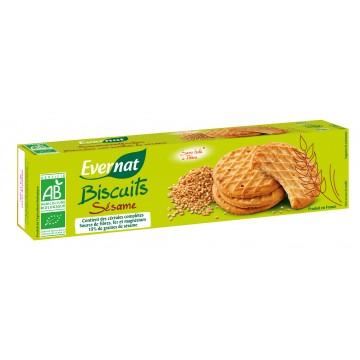 Biscuits sésame