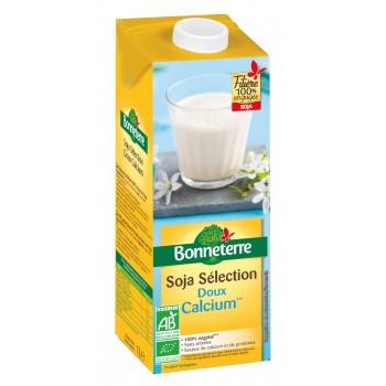 Boisson soja sélection doux calcium
