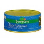 Thon germon huile d'olive bio