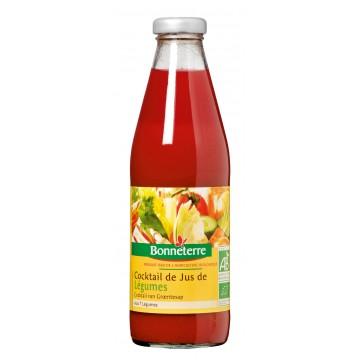 Cocktail de jus de legumes