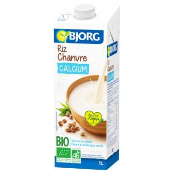 Riz Chanvre Calcium