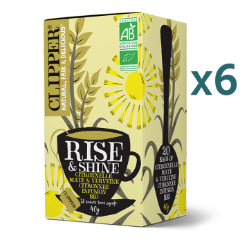 Infusion Rise & Shine (5+1 offert)