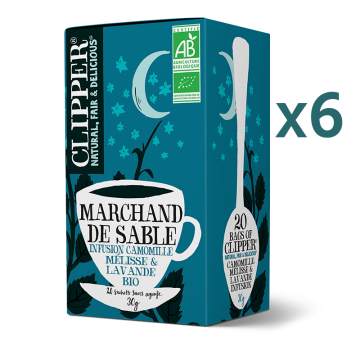 Infusion Marchand de Sable (5+1 offert)