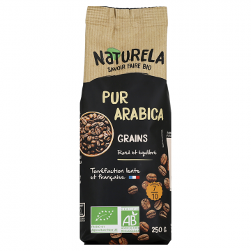 Café Grains Pur Arabica 250g
