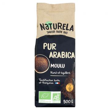 Café Moulu Pur Arabica 500g