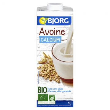 Avoine calcium Bio - 1L