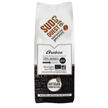 L'Arabica Bio Grain 250g - SudOuest Café