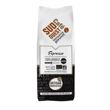 L'Arabica Bio Expresso 250g - SudOuest Café