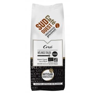 Le Corsé Bio - Moulu 250g - SudOuest Café