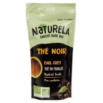 Thé Noir Earl Grey Bio - Ceylan - 100g