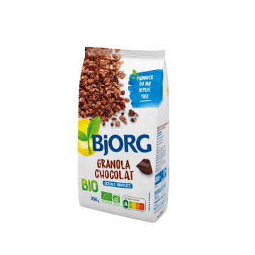 Granola chocolat bio