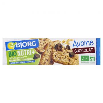 Avoine chocolat bio