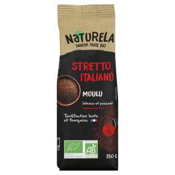Café Moulu Stretto Italiano