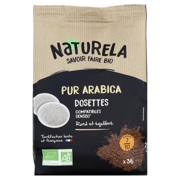 Café dosettes Pur Arabica
