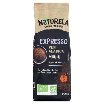 Café Moulu Expresso Pur Arabica