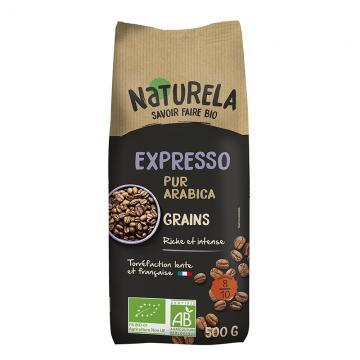 Café Grain Expresso Pur Arabica