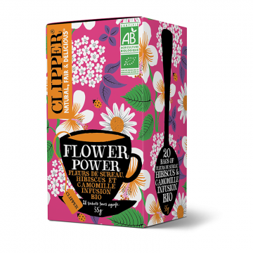 Infusion Flower Power bio